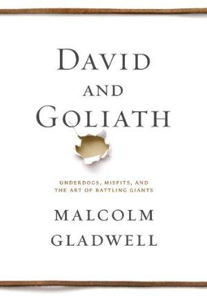 David and Goliath: Underdogs, Misfits, and the Art of Battling Giants Lower Priced Than E-Books