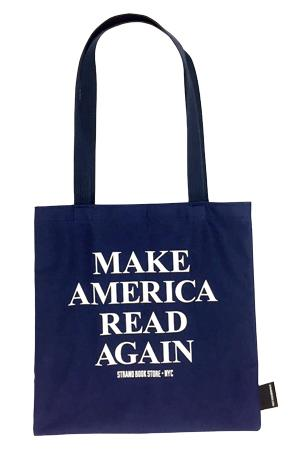 Tote Bag: Make America Read Again