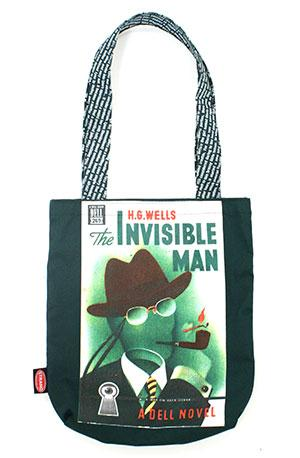 Tote Bag: Pulp The Invisible Man