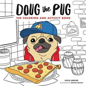 05/02 Event: Doug the Pug: The Coloring and Activity Book Signing Adult Coloring