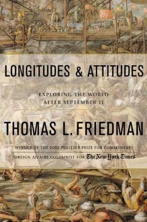 Longitudes & Attitudes: Exploring the World After September 11 Lower Priced Than E-Books