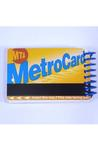 Metro Card Memo Pad New York Souvenirs