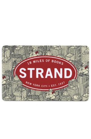 Strand Gift Card: Urban Jungle Gift Cards