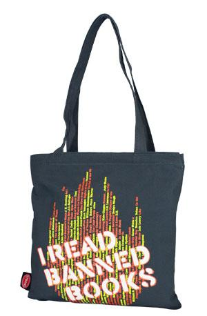 Tote Bag: Banned Books Banned Books Week