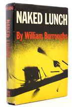 Naked Lunch Rare Books - Modern First Edition