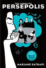 The Complete Persepolis Fran Lebowitz' Picks