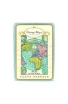 World Vintage Postcard Tin Stationery