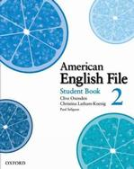 American English File 2 Student Book English as a Second Language (ESL)