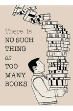 MAG: Too Many Books