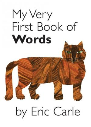 My Very First Book of Words Board Books